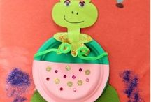 Dinosaur craft idea / This page has a lot of free Dinosaur craft idea for preschool kids,parents and teachers.