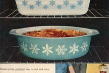 Vintage Pyrex   / I love, love, love this color. / by Kristy Spring Hudson