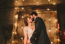 Modern Portland Complex Wedding / Photography: Henry and Mac | Event Planning: Emily Elizabeth Events| Stationary: Gus and Ruby Letterpress | Rentals: New England Country Rentals | Floral Design: Pretty Flowers Maine | Lighting: The Event Light Pros