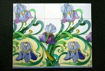 Painel Azulejos
