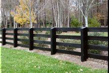 Fences / Front fence