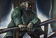 ARTIST - PETER HOWSON