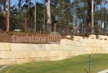 Sandstone Hub Blocks
