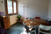 Mon cabinet / Le cabinet de Laurie Audibert, Coach Holistique, au Centre Thérapies Nouvelles à Montpellier http://laurieaudibert.com/