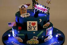 New York decoraciones