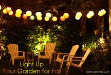 Fall Decorating Ideas / Fall decorating ideas inspired by seasonal foliage, gourds and colors.