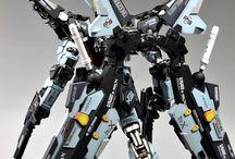 Gundam Custom / gundam custom