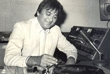 SUNIL DUTT / Sunil Dutt (6 June 1929 – 25 May 2005), born Balraj Dutt, was an Indian movie actor, producer, director and politician. He was the Minister of Youth Affairs and Sports in the Manmohan Singh government (2004 – 2005). His son, Sanjay Dutt, is also an actor, while daughter Priya Dutt, a former Member of Parliament.  In 1968, he was honoured with the Padma Shri by the Government of India. In 1984 he joined the Indian National Congress party