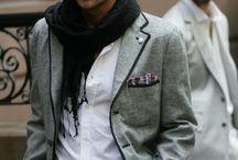 Men & Style  / by Julie Feger