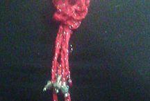 mis creaciones / bisutería que incluye collares , gargantillas, broches , anillos, pulseras, etc