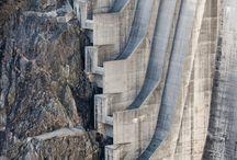 Architecture / Water dam