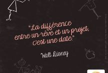 Citations Disney