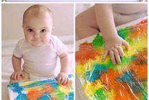 Bebek oyun etkinlikleri