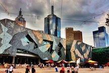 'Straya / Australia - Perth, Melbourne, Sydney