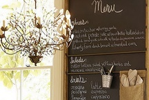 CHALKBOARDS / by WEST FURNITURE REVIVAL