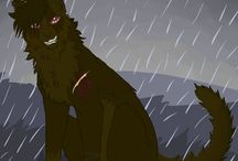 Warrior Cats/other fantasy cats stuff
