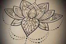 mandalas tattoo