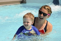 Cool off in Lenexa / Take a dip on one of Lenexa's three aquatic facilities. Bring your family or a few friends and enjoy an afternoon in the water.