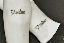 Kızkardeş dövmeleri