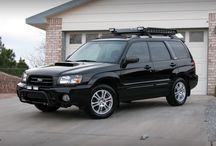 Forester xt 2004 method race wheels