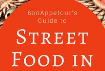 Foodie delights / Your essential resources to all the best places to eat around the world