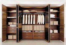 Wardrobe ideas / by Design Right Kitchens & Bathrooms