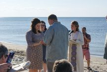 Weddings at the Inn / We have had many wedding celebrations at the inn with most ceremonies being on the beach with a small celebration at the inn afterwards. / by Captain Freeman Inn