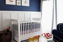 Nursery & Playroom Inspiration / by aogber2