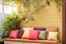 Outdoor decorating / by LaJonna Walthall Perkins