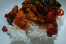 Asian Food / by Candice Jones