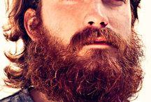 Rosse baard