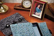 CROCHET KRAZY~COVERS~PHONE, KINDLE, I-PAD