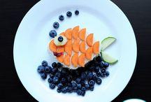 Kids - Fun Foods! <3