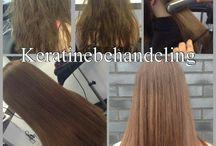 Salon Haarbalans / Keratine behandeling.