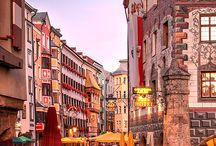 Innsbruck - I can't believe I'll be living here!
