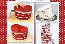 Cake baking inspiration