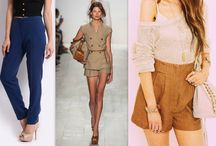 Summer Wear / Fashion Forecast for Summer 2015