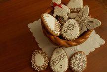 Пряники Пасха/Easter gingerbread / Easter