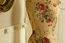 Dress forms, Paris dolls