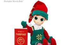 PNP Toys & Gifts Collection / Bring Santa's Village traditions to your home this Christmas. Crafted by the elves, the PNP Toys & Gifts Collection each come with a special personalized video message for the recipient.