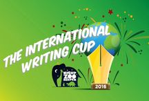 International Writing Cup / 10 Days, 10 Writing Styles, 10 Winners! Every November on Night Zookeeper #literacy #pyp #internationaleducation #writing #k-6 #KS2 #KS1 #education #classcompetition #classleaderboard #english