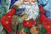 Santa / by Marian Holcomb Rainer