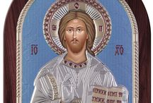 Greek Orthodox icon Jesus