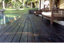 suelo madera de hierro / suelo madera de hierro para exterior de 4000x200x20 m/m