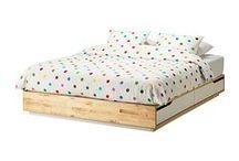 bedtime / Bed making/designing inspiration.