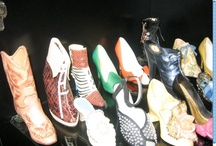 Miniature Shoes / I've been collecting miniature shoes for about 20 years--before it became a popular trend.