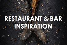 Restaurant & Bar Inspiration