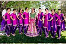 india bridesmaid