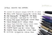 Bullet journaling tools