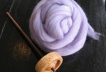 Wool & Fiber Crafts